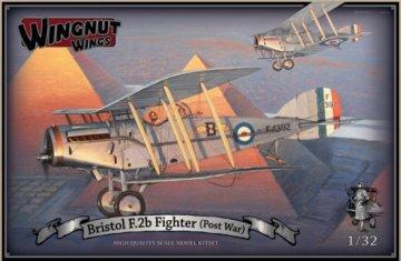 WNW32060 - Wingnut Wings 1/32 Bristol F2.b Fighter (post war)