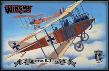 WNW32046 - Wingnut Wings 1/32 Albatros B.II Early