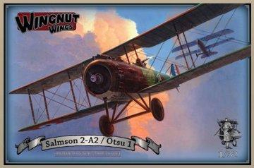 WNW32038 - Wingnut Wings 1/32 Salmson A-A2 / Otsu 1