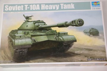 TRP05547 - Trumpeter 1/35 T-10A Heavy Tank