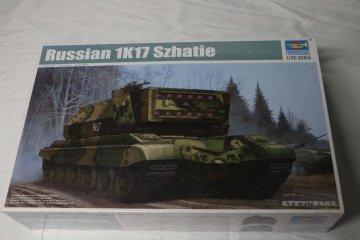 TRP05542 - Trumpeter 1/35 Russian 1K17 Szhatie