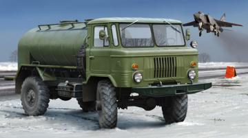 TRP01018 - Trumpeter 1/35 GAZ-66 Fuel Tanker