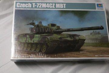 TRP05595 - Trumpeter 1/35 Czech T-72M4CZ MBT