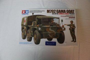 TAM35342 - Tamiya 1/35 M792 Gama Goat U.S. 6x6 Ambulance Truck