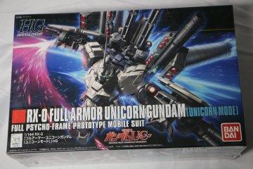 BAN0181944 - Bandai 1/144 RX-0 Full Armor Unicorn Gundam