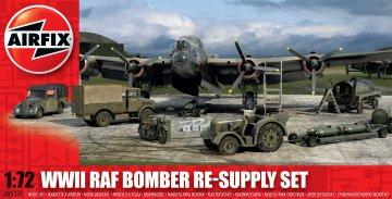 AIR05330 - Airfix 1/72 WII RAF Bomber Re-supply Set
