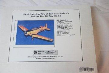 BELBK04 - Belcher Bits 1/48 North American NA-64 Yale