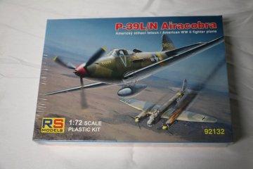 RSM92132 - RS Models 1/72 P-39L/N Airacobra