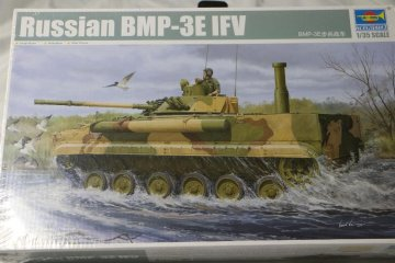 TRP01530 - Trumpeter 1/35 Russian BMP-3E IFV