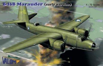 VAL72021 - Valom 1/72 B-26B Marauder Early Vers