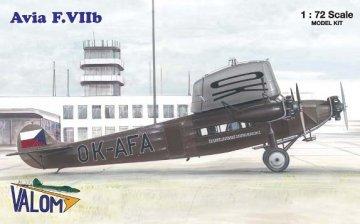 VAL72038 - Valom 1/72 Avia F.VIIb