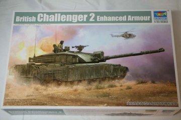 TRP01522 - Trumpeter 1/35 British Challenger 2 Enhanced Arm.