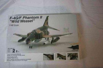 TES572 - Testors 1/48 F-4G/F Phantom II Wild Weasel