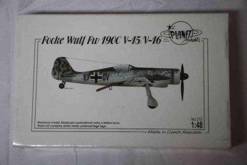 PLM215 - Planet Models 1/48 Fw 190C V-15/N-16