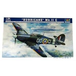 TRP02415 - Trumpeter 1/24 Hurricane Mk.II C