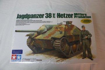 TAM35285 - Tamiya 1/35 Jagdpanzer 38(t) Hetzer Mid. Production
