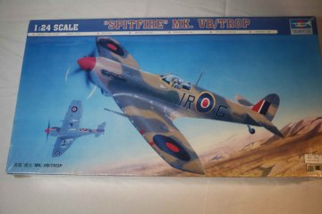 TRP02412 - Trumpeter 1/24 Spitfire Mk.VB Tropical
