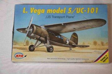 MPM72522 - MPM 1/72 Vega model 5/UC-101