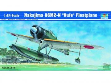 TRP02410 - Trumpeter 1/24 Nakajima A6M2-N 'Rufe' Floatplane