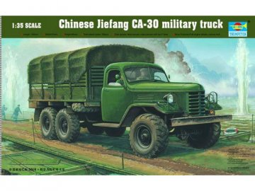 TRP01002 - Trumpeter 1/35 Chinese Jiefang CA-30 Truck