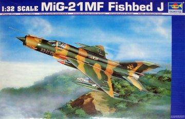 TRP02219 - Trumpeter 1/32 Mig-21UM Mongol B