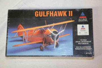 ACC7800 - Accurate Miniatures 1/48 Gulfhawk II