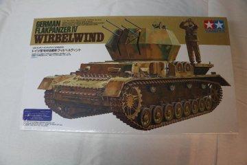 TAM35233 - Tamiya 1/35 German Flakpanzer IV Wirbelwind