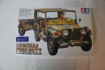 TAM35130 - Tamiya 1/35 U.S. M151A2 Ford Mutt