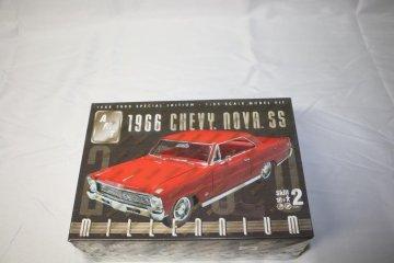 AMT30269 - AMT 1/25 1966 Chevy NOVA SS