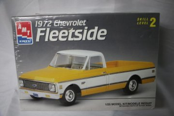 AMT6691 - AMT 1/25 1972 Chevrolet Fleetside pickup