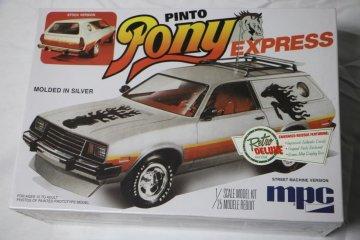 MPC845 - MPC 1/25 Pinto Pony Express