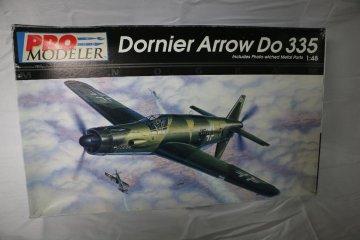 PRM5925 - Pro Modeler 1/48 Dornier Arrow Do335