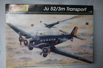 PRM5944 - Pro Modeler 1/48 Ju 52/3m transport