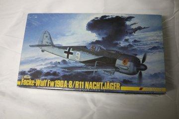 TRIMON-107-4000 - Trimaster 1/48 Fw190A-8/R11 Nachtjager