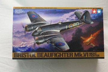 TAM61064 - Tamiya 1/48 Bristol Beaufighter Mk.VI Night Fighter
