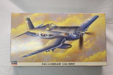 HAS09418 - Hasegawa 1/48 F4U-5 Corsair 'CAG BIRD'