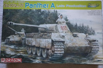 DRA6358 - Dragon 1/35 Sd.Kfz Panther A Late Production