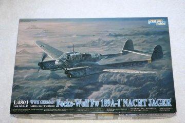 GWHL4801 - Great Wall Hobby 1/48 Focke-Wulf 189A-1 'NACHT JAGER'