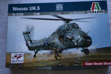ITA2720 - Italeri 1/48 Wessex UH.5 Falklands War