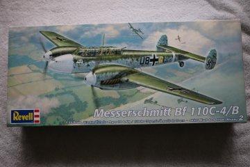 REV5523 - Revell 1/32 Messerschmitt Bf 110C-4/B