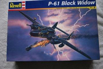 REV7546 - Revell 1/48 P-61 Black Widow