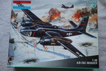 REV5508 - Revell 1/48 A-26C Invader Bomber