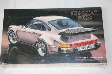 FUJ12405 - Fujimi 1/24 Porsche 911 Turbo