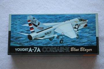 FUJF-12 - Fujimi 1/72 Vought A-7A Corsair -II Blue Blazer