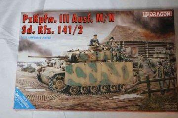 DRA9015 - Dragon 1/35 Panzer III Ausf M/N