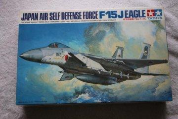 TAM61030 - Tamiya 1/48 J.A.S.D.F. F-15J Eagle