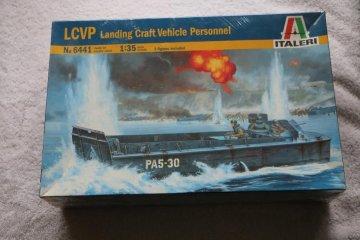 ITA6441 - Italeri 1/35 Landing Craft Vehicle Personnel