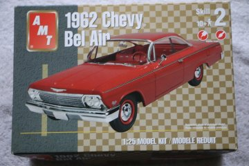 AMT38218 - AMT 1/25 1962 Bel Air