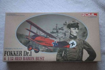DRA5903 - Dragon 1/48 FOKKER Dr.1