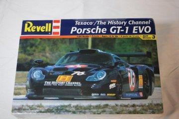 REV2177 - Revell 1/24 Porsche GT-1 EVO Texaco/History Ch.